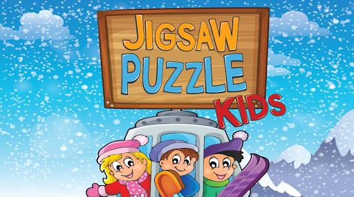 Fun Puzzle Kid Jigsaw Activity