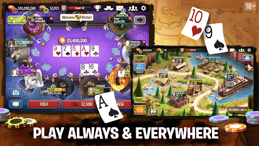 Governor of Poker 3 - Texas Holdem With Friends 6.9.2 screenshots 4