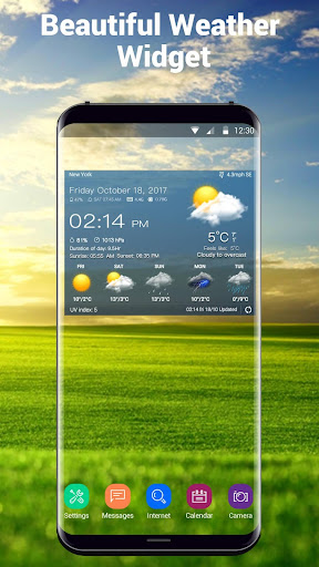 Weather updates&temperature report screenshot 1