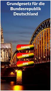Grundgesetz für die Bundesrepublik Deutschland GG