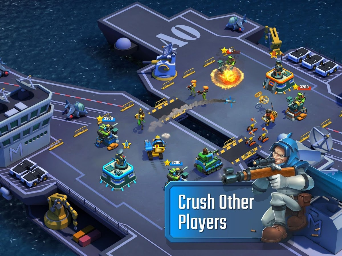 Blitz Brigade: Rival Tactics- screenshot