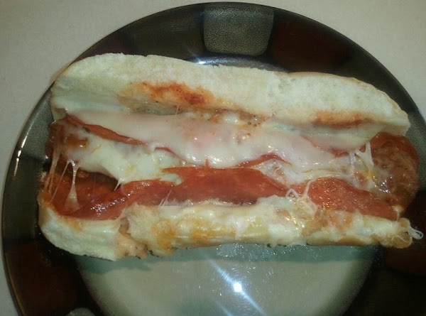 Bake at 350 degrees for 10-15 minutes or until mozzerella cheese is melted. ...