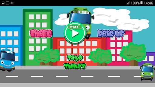 Piano For Kids Bus Tayo 1.0 screenshots 1
