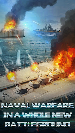 Fleet Command II: Battleships & Naval Blitz - screenshot