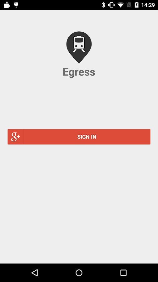 Egress (Train Stations)- screenshot