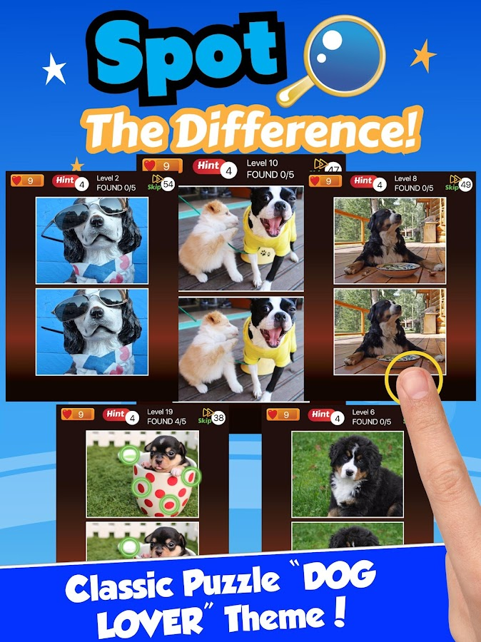 Find Spot The Difference #19- screenshot