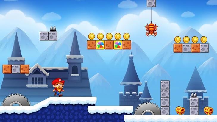 Super Jabber Jump 2 screenshot