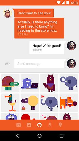 Messenger 1.3.030 screenshot 2284