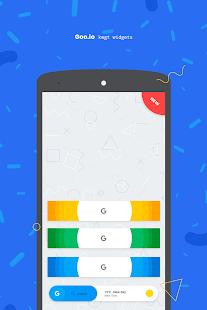 Goo.io kwgt widgets Screenshot