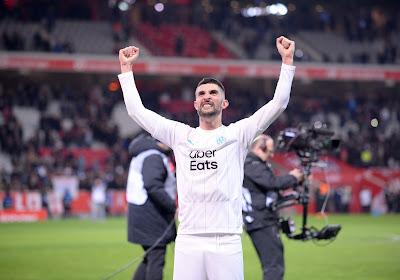 Alvaro Gonzalez (Olympique de Marseille) n'as pas envie d'être simplement de passage en Ligue des Champions