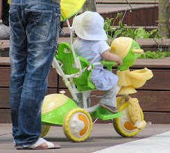 Photo: Day 66 - Now That's What You Call a Pushchair!