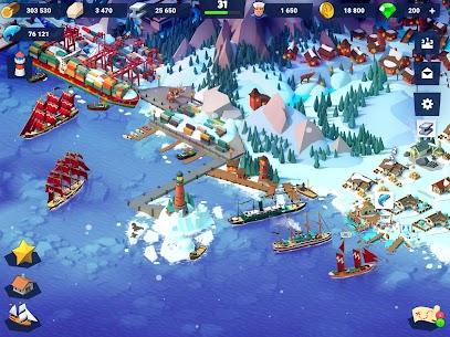 Sea Port: Ship Trade and Strategy Simulator 7