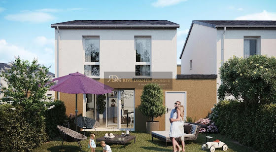 Vente maison 4 pièces 79,2 m2