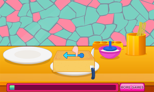 Cooking Cute and Sugary Shower Cake 1.0.0 screenshots 6