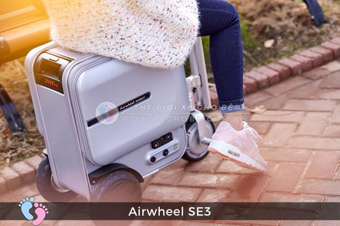 Vali chạy điện thông minh Airwheel SE3 12