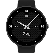 Needle Watch Face Android FWF