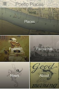 Poetic Places- screenshot thumbnail