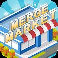 Idle Merge Market - Merge Supermarket in street icon
