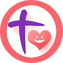 Christian Dating - Flirt, Meeting, Chat and Love icon