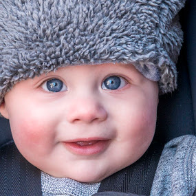 At least my head's warm by William Underwood  - Babies & Children Babies (  )