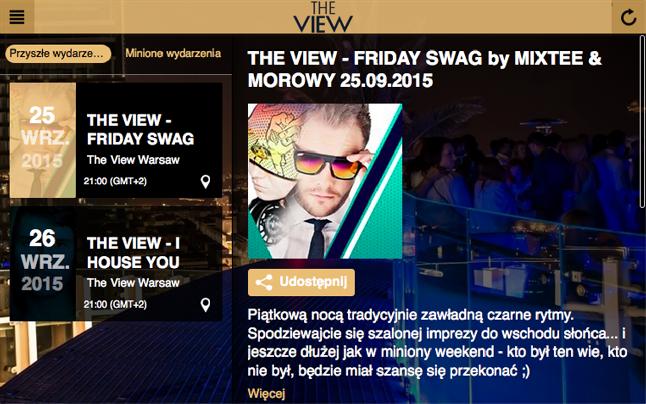 The View Warsaw- screenshot