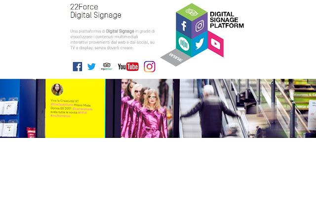 Force Digital Signage