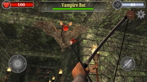 Old Gold 3D: Dungeon Quest Action RPG  screenshots 5