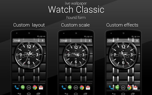 Watch Classic Round form- screenshot thumbnail