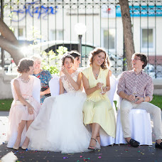Wedding photographer Irina Lapshina (IrinaLapshina). Photo of 08.08.2016