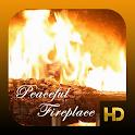 Peaceful Fireplace HD icon
