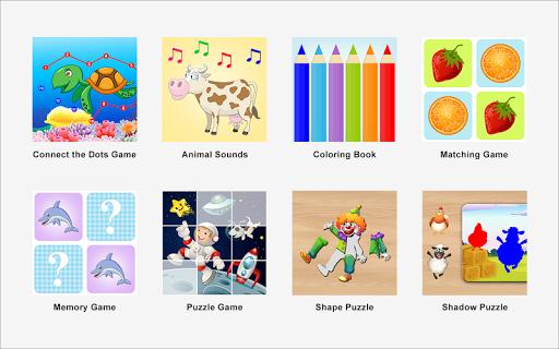 Educational Games for Kids 18 screenshots 15