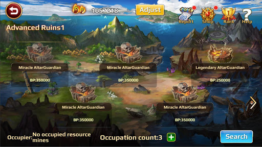 Mega Summoner mod apk 1.0.40 screenshots 2