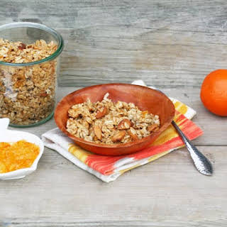 Orange Marmalade Granola.