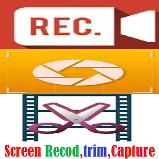 Record Screen Video Audio Foto Trim - náhled