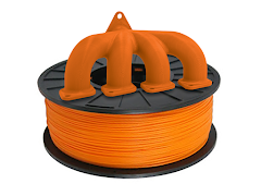 Orange PRO Series ABS Filament - 2.85mm (1kg)