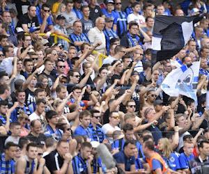 La CBAS a jugé les chants antisémites entonnés par des fans du Club de Bruges