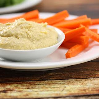 Hummus with Roasted Garlic.
