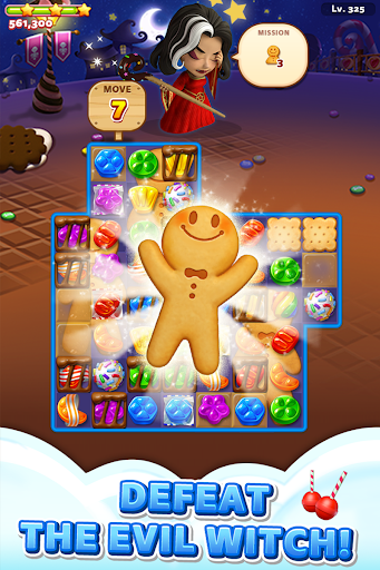 Sweet Road – Cookie Rescue for PC