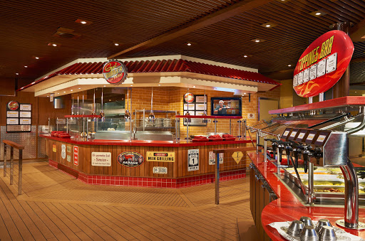 carnival-vista-Guys-Burger-Joint.jpg - Some days you just need a really good burger. On Carnival Vista, you'll find the best at Guy's Burger Joint.
