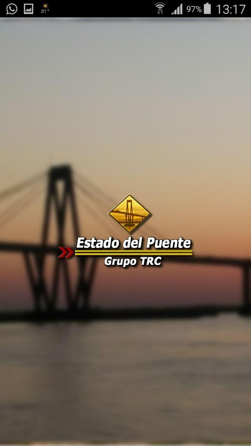 Estado del Puente - Grupo TRC- screenshot