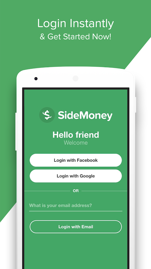 SideMoney – Make Money Online- screenshot
