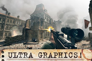 World War Heroes: WW2 Shooter APK screenshot thumbnail 7