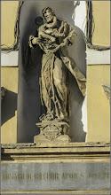 Photo: Cluj-Napoca - Str. Universitatiim Nr.10, detaliu - 2018.01.31  Seminarul Bathory - Apor, azi liceu - 1721-1727 - monument istoric