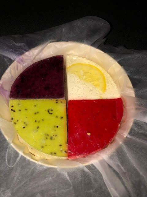 カラベルのプレミアムチーズケーキ