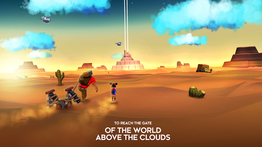 Cloud Chasers- screenshot