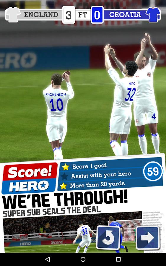 Score-Hero 25