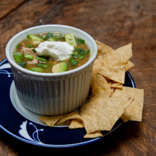Wild White Turkey Chili