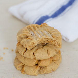Easy Chewy Peanut Butter Butterscotch Cookies