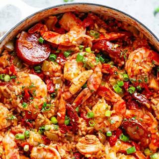 Jambalaya Recipe (Creole).
