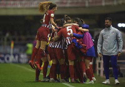 Football féminin espagnol : de 500 à 10.000 supporters en quelques temps